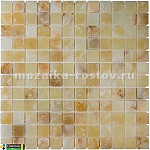Каменная мозаика Chakmaks Anatolian Stone LIGHT HONEY ONYX